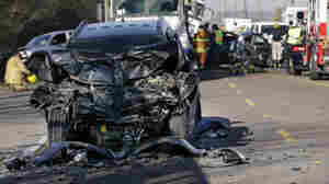 Traffic Deaths Climb By Largest Increase In Decades
