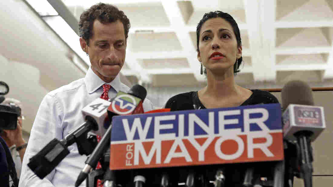 Local reaction to Anthony Weiner's sexting scandal