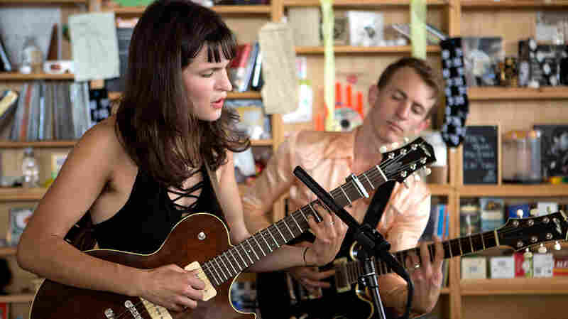 Watch Big Thief's Tiny Desk Concert