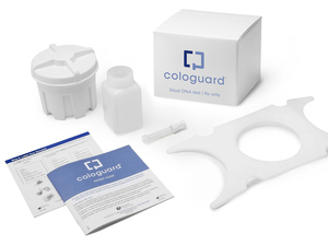After a Cologuard screening test for colon cancer comes back positive, patients may have to pay for additional diagnostic tests.