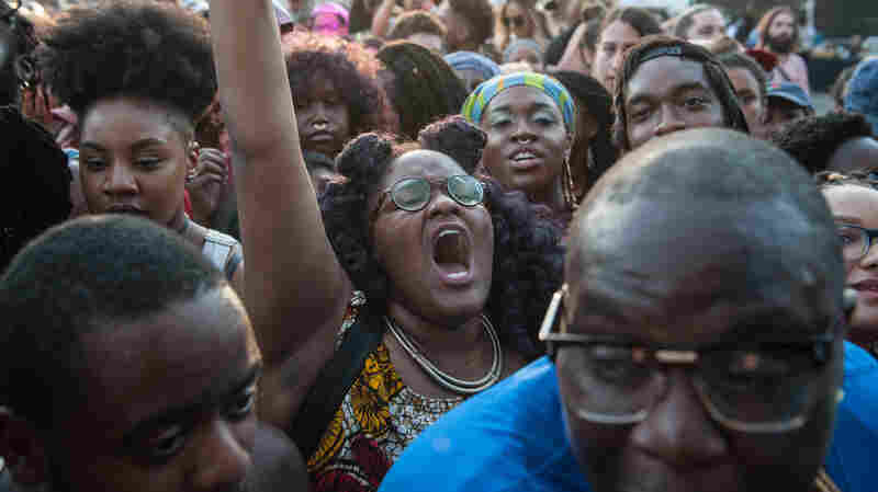 'It's Punk Rock To Be Black In America': Afropunk Festival Pushes The Movement