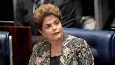 Dilma Rousseff Defends Herself Before Brazil's Senate