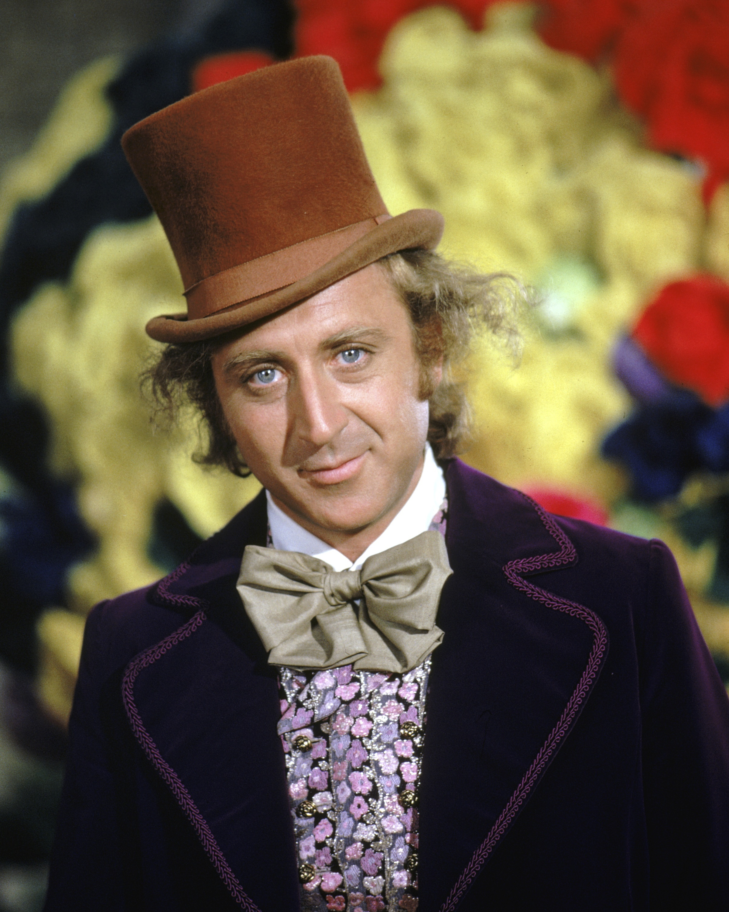 Actor Gene Wilder dies at age 83