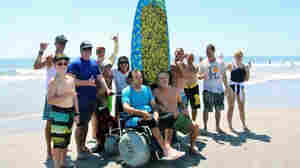 A Paralyzed Florida Surfer Finds His Own 'Perfect Wave'