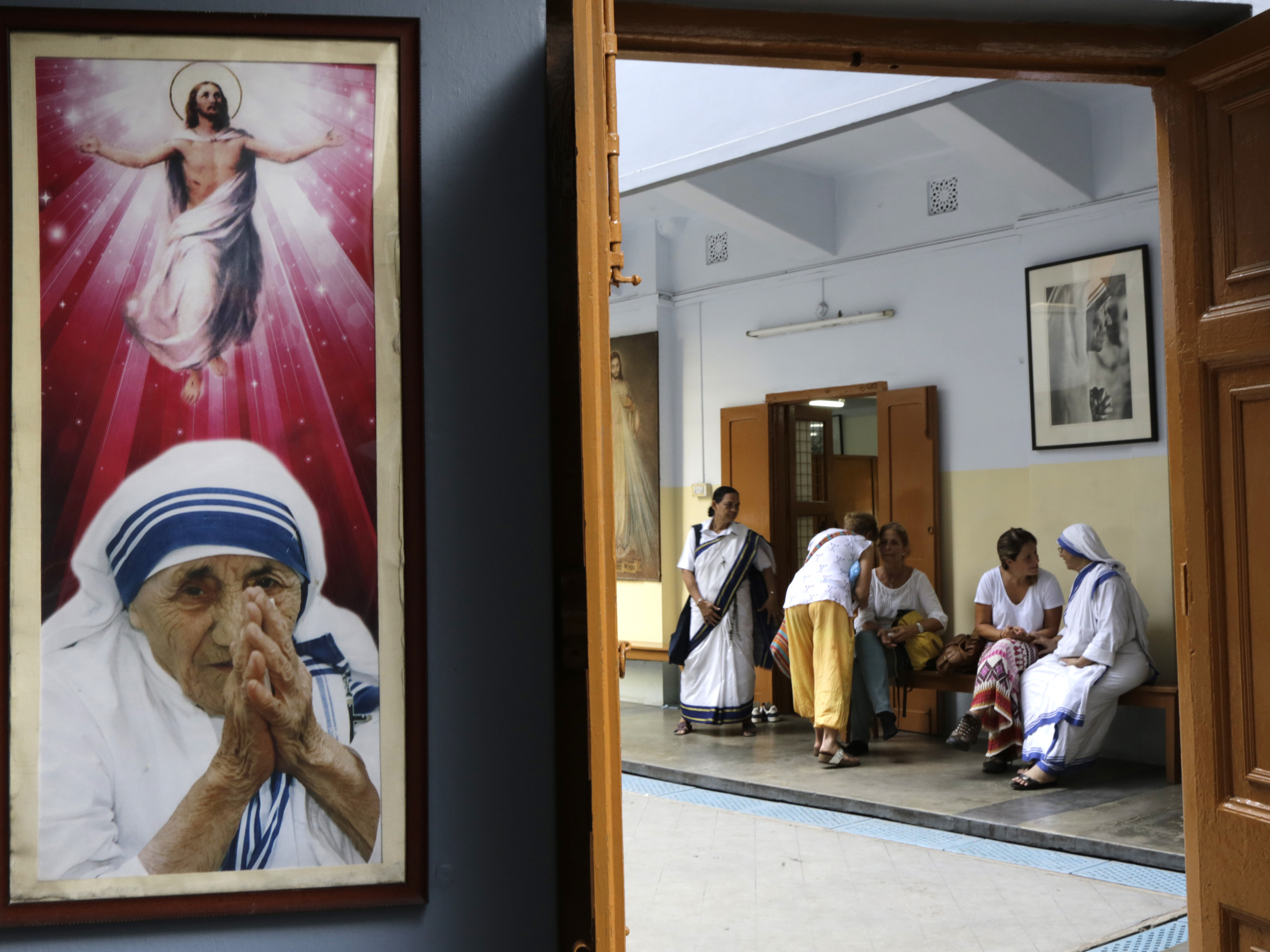 How The Catholic Church Documented Mother Teresa's 2 Miracles