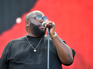Recording artist Killer Mike is credited with jump-starting the #BankBlack movement in July.