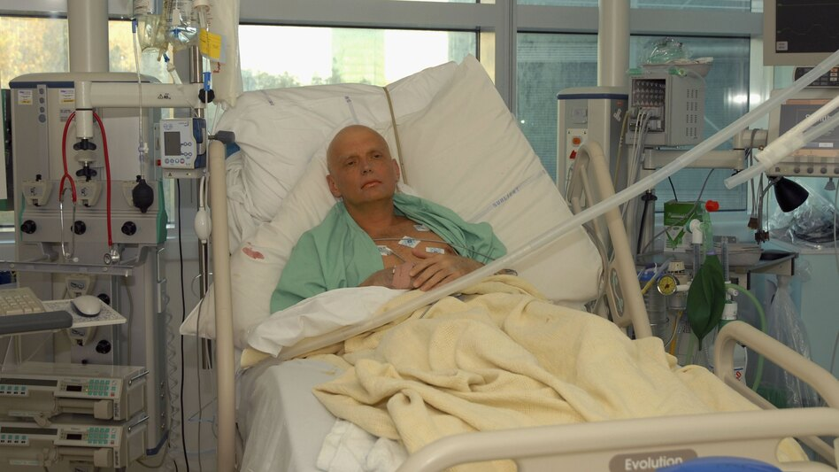 Alexander Litvinenko, a former Russian security agent, died in 2006 after drinking tea laced with the radioactive element polonium-210 at a London hotel. A British inquiry found that his death was the work of the Russian security service. (Natasja Weitsz/Getty Images )