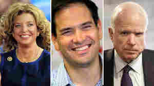 McCain, Rubio, Wasserman Schultz Wins Show Power Of Incumbency