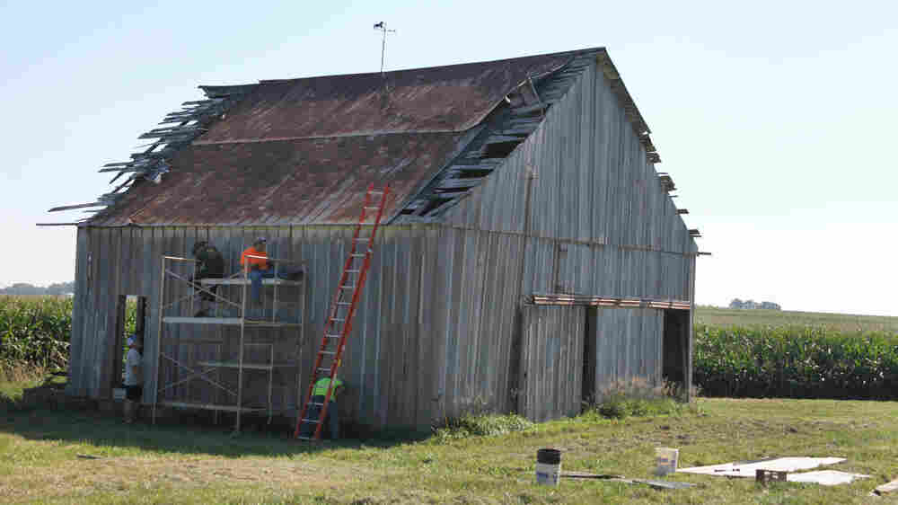 Your Dilapidated Barn Is Super Trendy. Just Ask HGTV