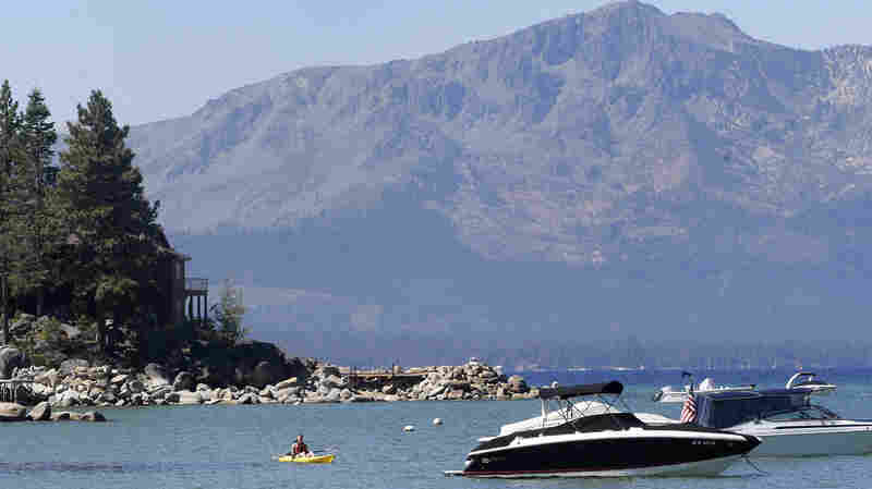 Obama At Lake Tahoe Praises Conservation Efforts