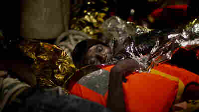 In 36 Hours, More Than 10,000 People Are Rescued In The Mediterranean