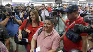 First U.S.-Cuba Commercial Flight In More Than 50 Years Has Landed