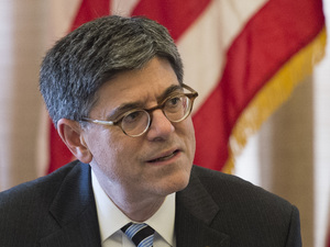 U.S. Treasury Jack Lew says a better case needs to be made to U.S. workers who fear the effects of proposed trade deals with Asia and Europe.