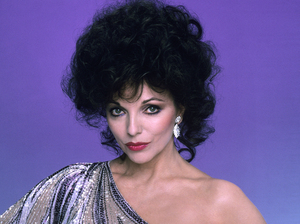 Old-school villains like Dynasty's Alexis Carrington Colby Dexter Rowan (Joan Collins) could always be counted upon to bring some melo- with the drama.