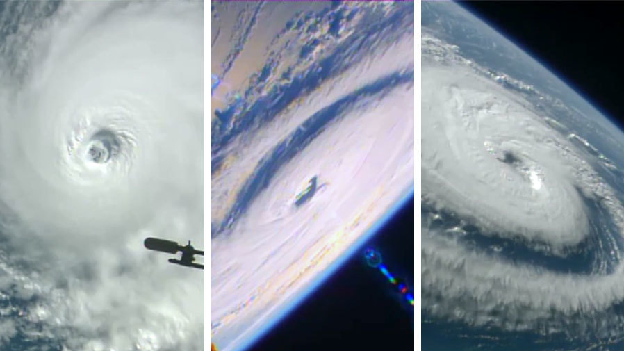 NASA Sees Hurricane Lester Move into Central Pacific Ocean Basin