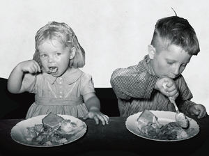 Married culinary historians Jane Ziegelman and Andy Coe, authors of A Square Meal, say the country's decade-long Great Depression had a lasting impact on American diets.