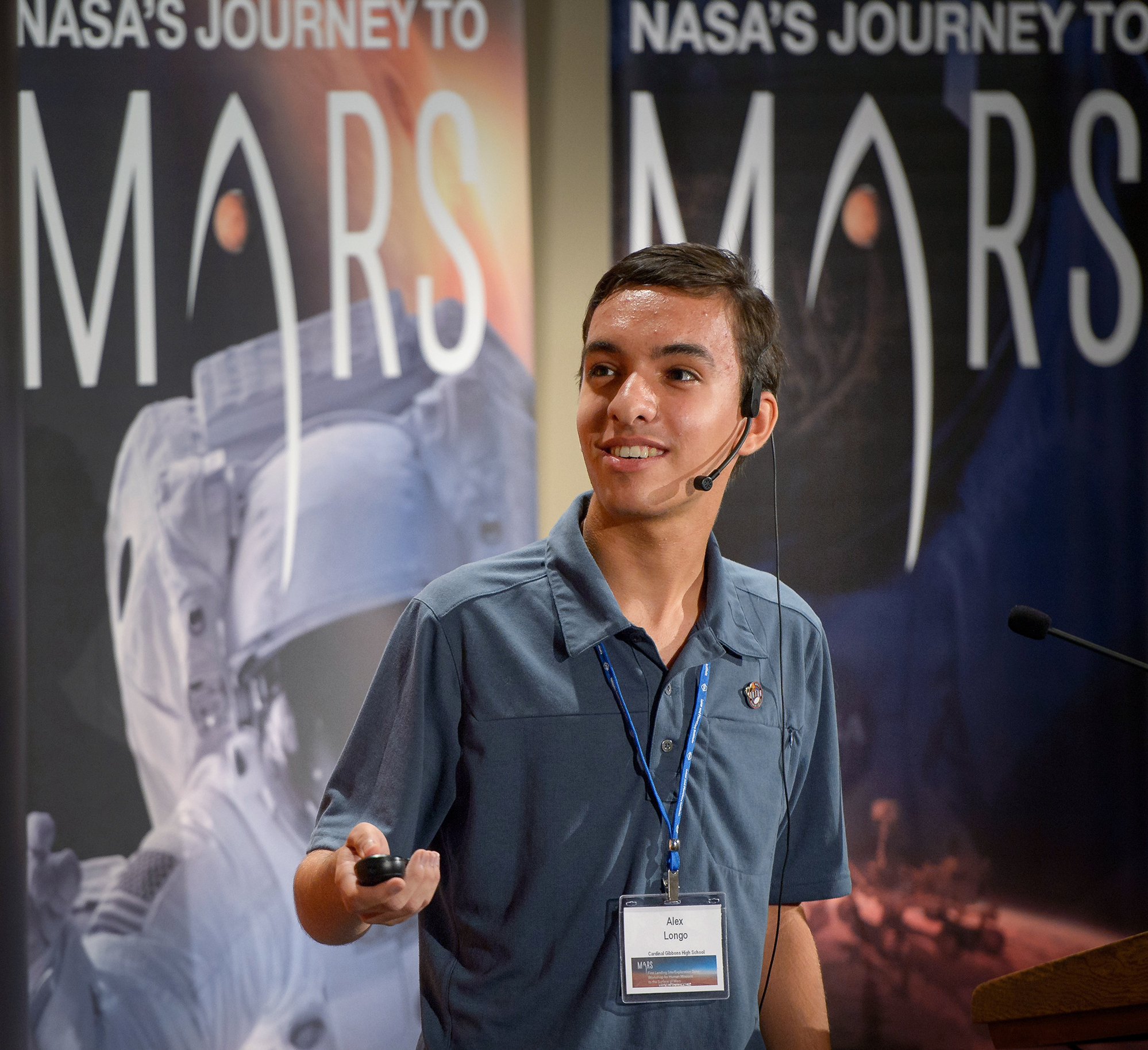 A Teen Might Pick The Landing Site For NASA's Next Mars Rover