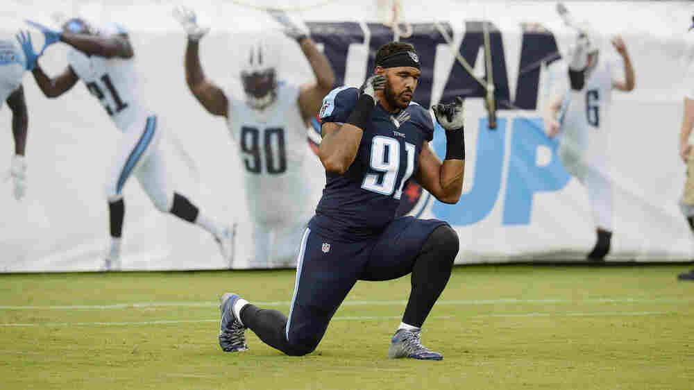 Titans Linebacker Derrick Morgan To NFL: Consider The Benefits Of Marijuana