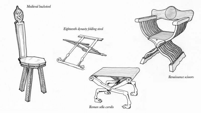 Better Sit Down For This One: An Exciting Book About The History Of Chairs