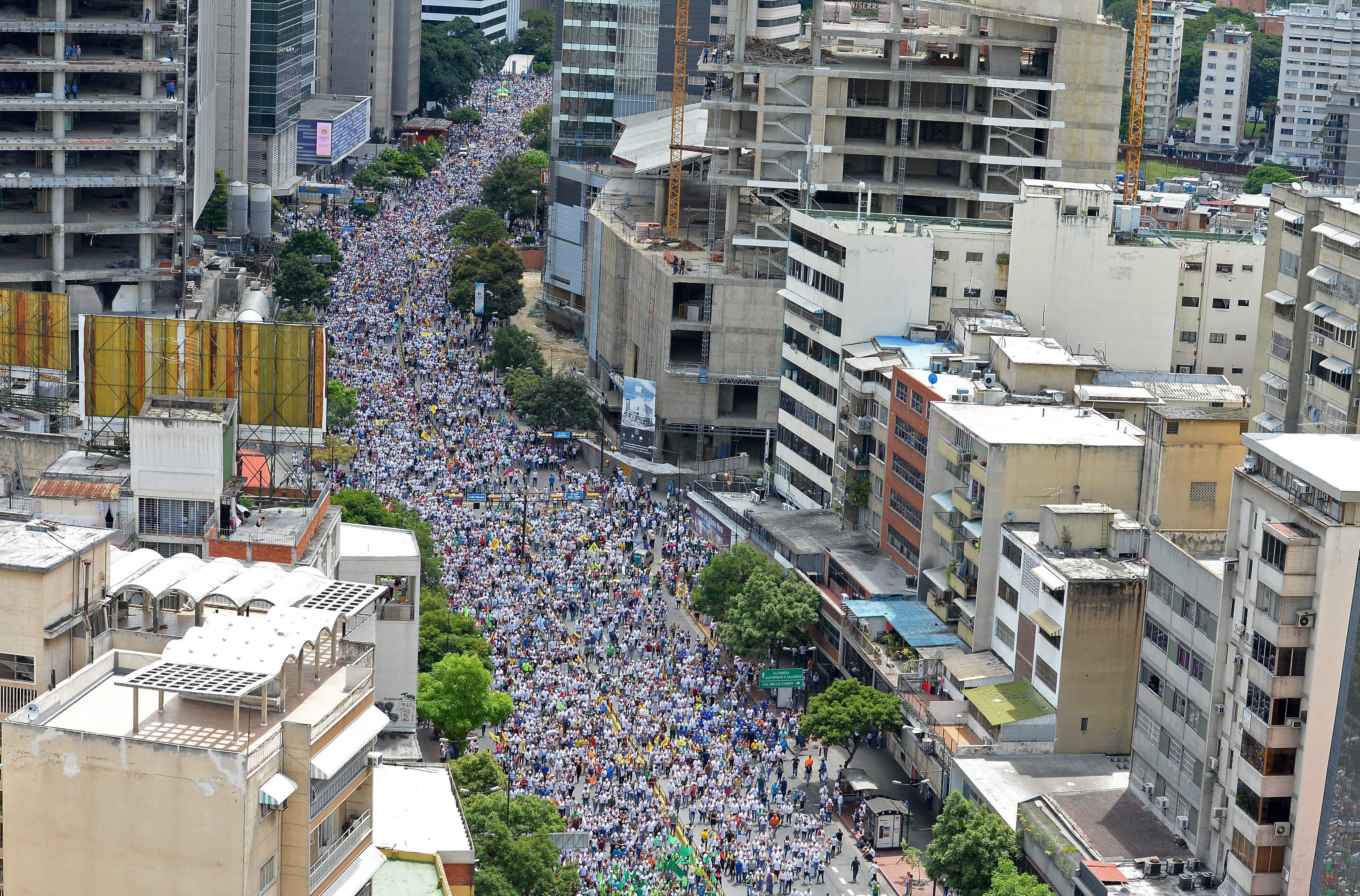 Venezuelan oppositions vows to keep up pressure on Maduro