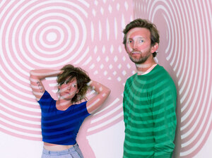 "Sylvan Esso's new 12"" single, ""Radio,"" comes out Nov. 18."