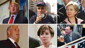 Where 7 Political Careers Stood On Sept. 11, 2001