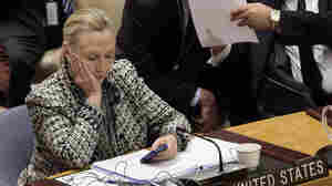 FBI Docs: Clinton Says Concerns About Email Setup Never Reached Her