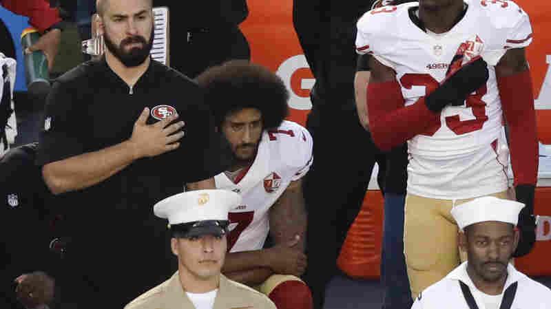 Kareem Abdul-Jabbar Calls Colin Kaepernick's Concerns 'Very Admirable'