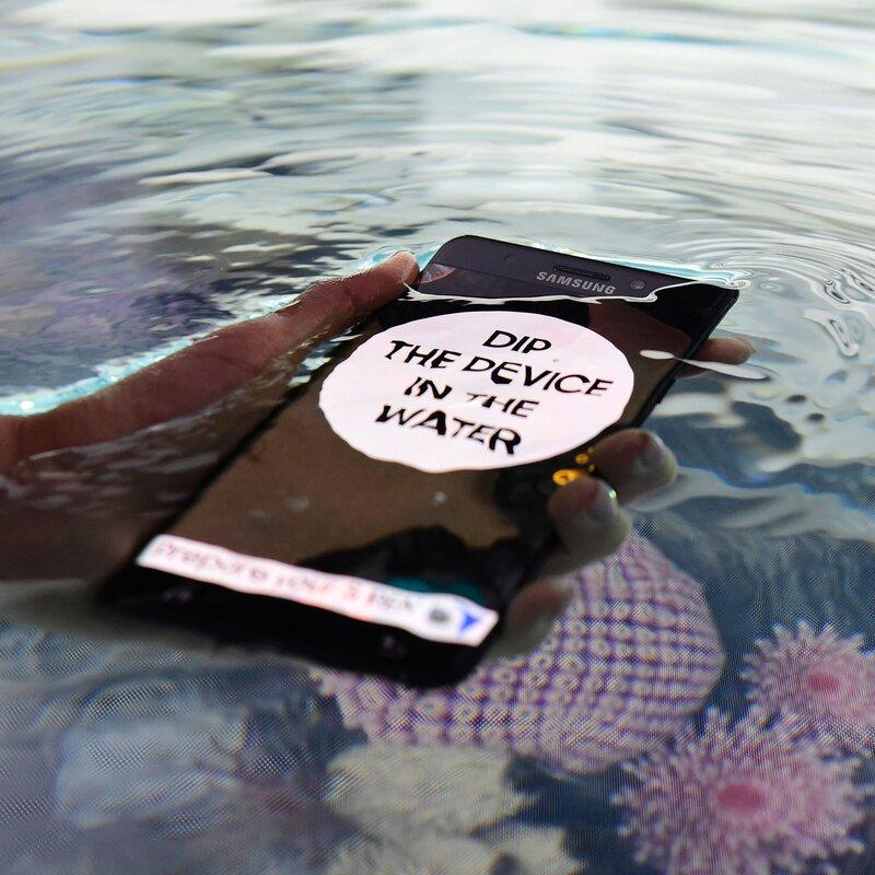 Samsung's Latest Headache: Reports That Washing Machines May
