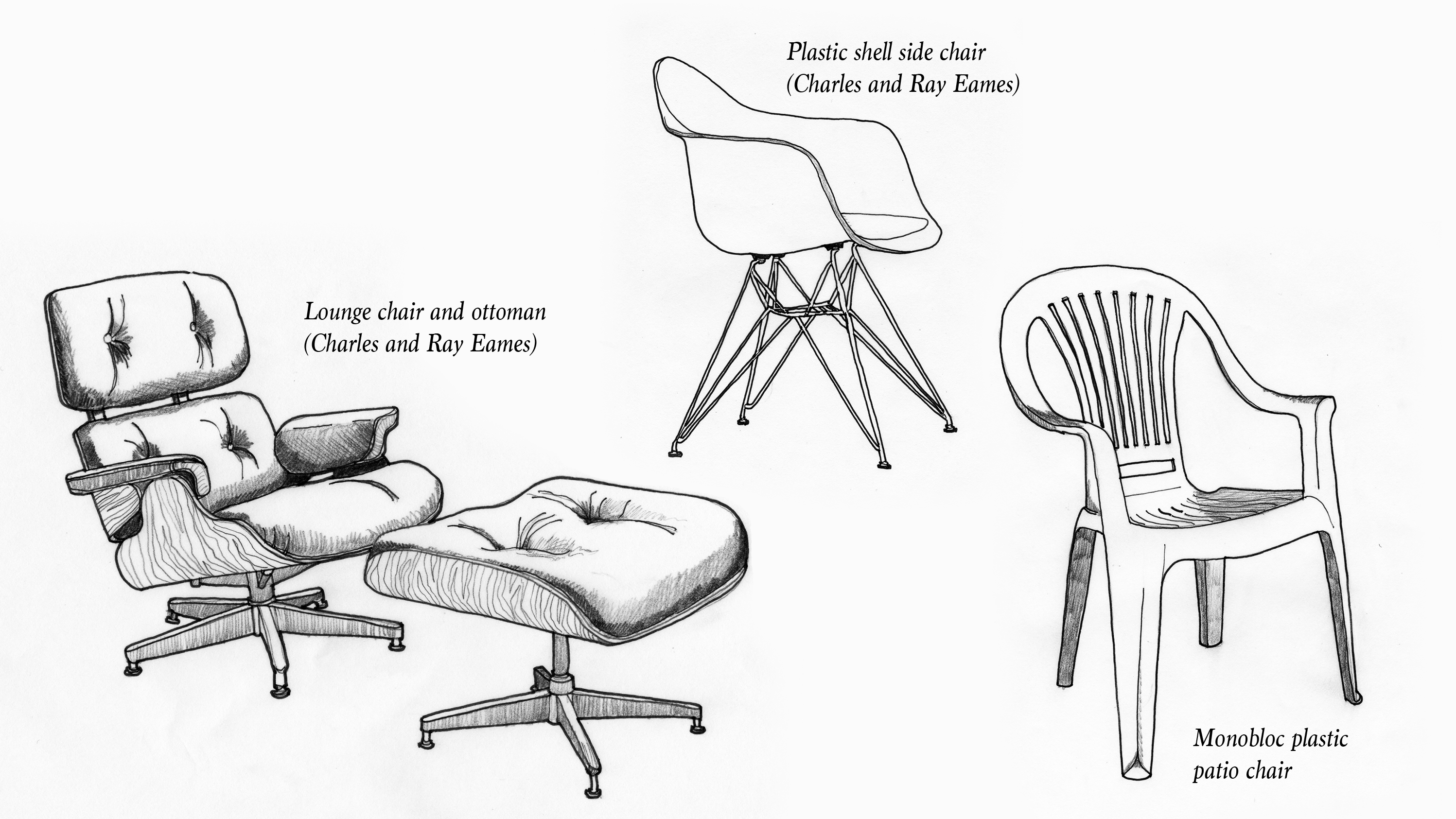 Better Sit Down For This One An Exciting Book About The History Of Chairs Npr