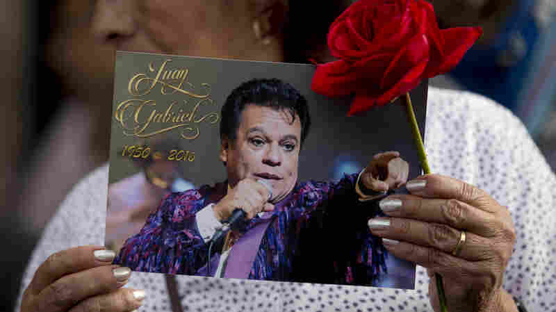Podcast Extra: Juan Gabriel And The Tricky Conversation About Sexual Identity