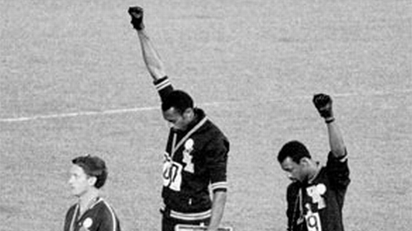 Decades After An Iconic Protest, Tommie Smith Has