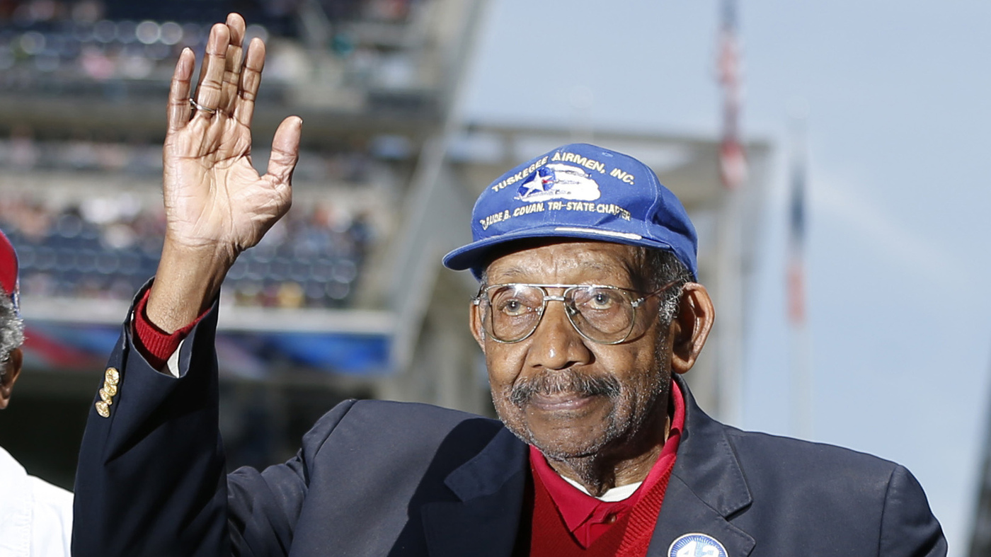 Tuskegee Airman, Martin Luther King Jr. Bodyguard Dies at 93