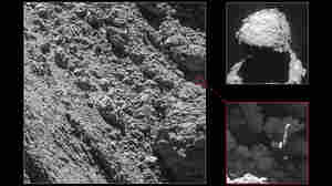 Silent, But Not Lost: Philae Lander's Final Resting Place Located On Comet
