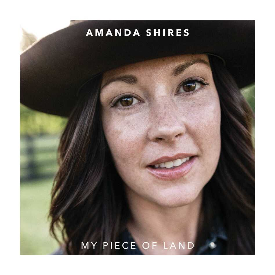 Amanda Shires, My Piece Of Land. (Courtesy of the artist)