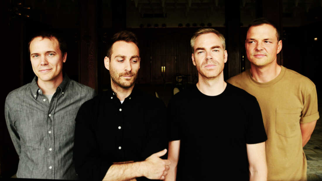 The One With The Vibraphone: Hear American Football's 'Give Me The Gun'