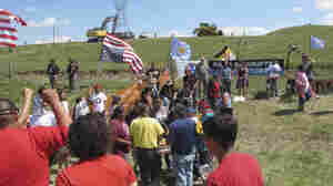 Army Corps Doesn't Oppose Temporary Halt To Dakota Access Pipeline