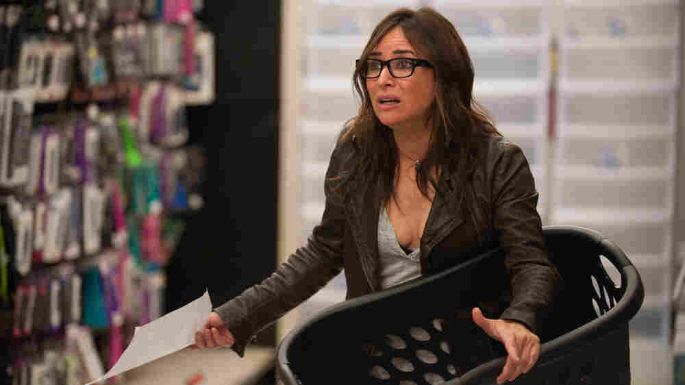 Actress Pamela Adlon Says 'Better Things' Is Dedicated To Her Daughters