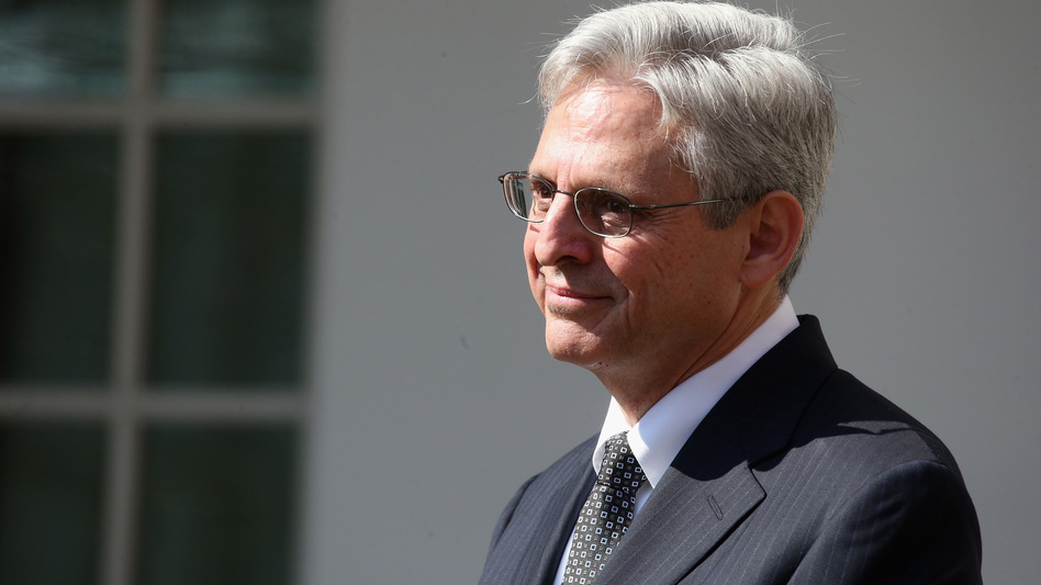 President Obama announced Merrick Garland as his nominee to the Supreme Court on March 16 at the White House. (Mark Wilson/Getty Images)