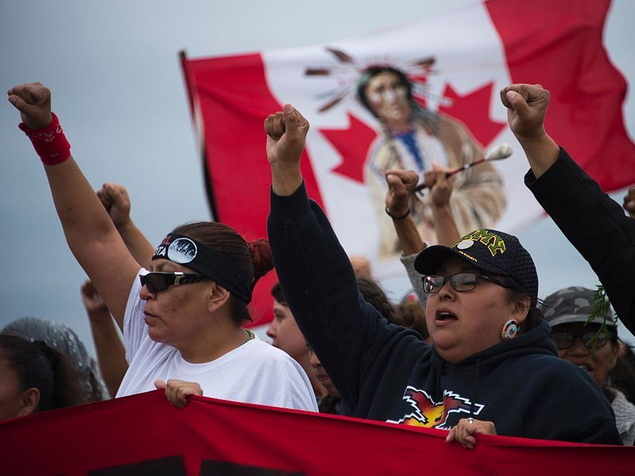 North Dakota highway leading to protest site to reopen
