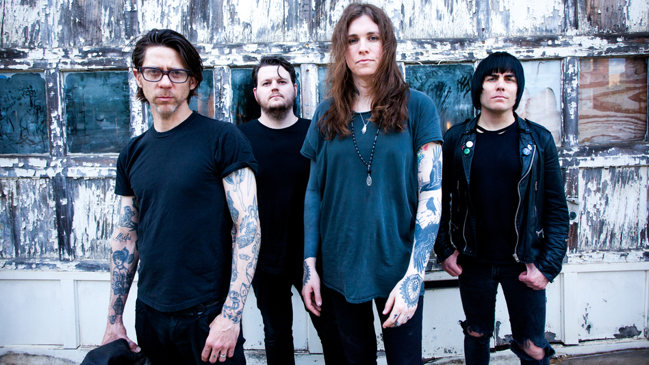 Against Me!'s new album, <em>Shape Shift With Me</em>, comes out Sept. 16.