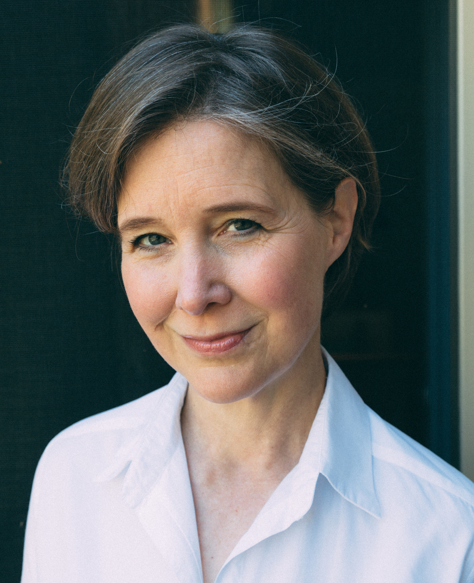 Ann Patchett is also the author of several other novels, including <em>Bel Canto, Run </em>and<em> State of Wonder.</em> She is the co-owner of Parnassus Books in Nashville, Tenn. (Heidi Ross/HarperCollins)