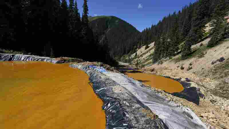 More Than A Year After Spill, Colorado's Gold King Mine Named Superfund Site