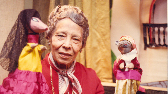 How Pura Belpré, NYC's First Puerto Rican Librarian