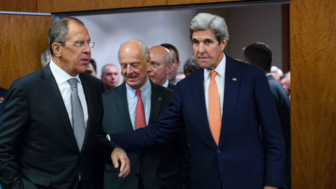 Syria Cease Fire Plan Reached Us And Russia Announce The Two