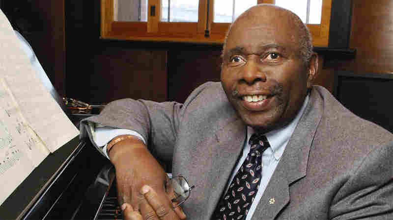 Oliver Jones On Piano Jazz