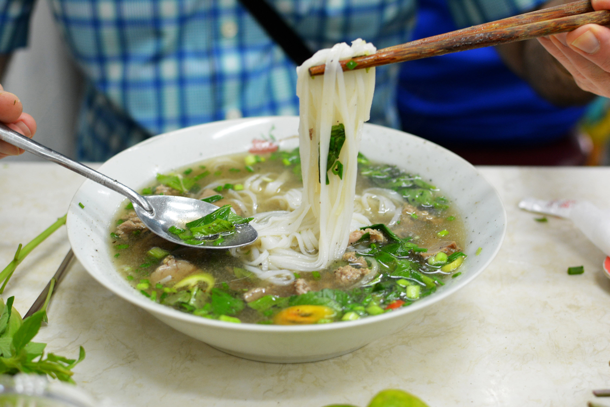 Vietnamese Food New Years