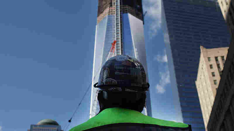 For Those Who 'Worked The Pile' At Ground Zero, Horrors Of Sept. 11 Haven't Faded