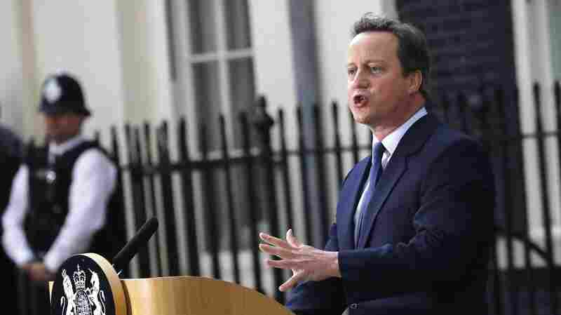 David Cameron Says He Is Stepping Down From Parliament
