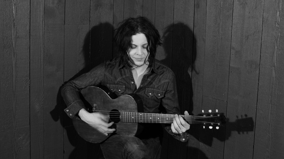 The new collection Jack White Acoustic Recordings, 1998-2016 includes unreleased songs, B-sides and album tracks. (Courtesy of the artist)